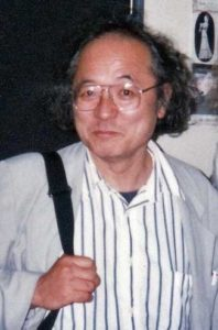 Takahiko Iimura in Nagoya, Japan