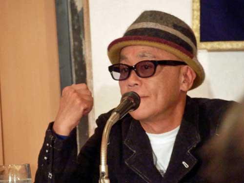 Director Ryuichi Hiroki