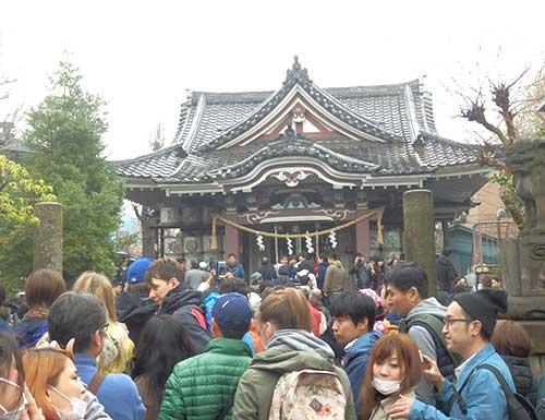 Kanayama Shrine, Kawasaki, Kanagawa Prefecture