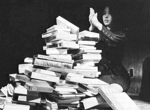 Diary of a Shinjuku Thief (1969), written by Masao Adachi, directed by Nagisa Oshima