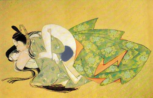 Censored shunga published in 1979