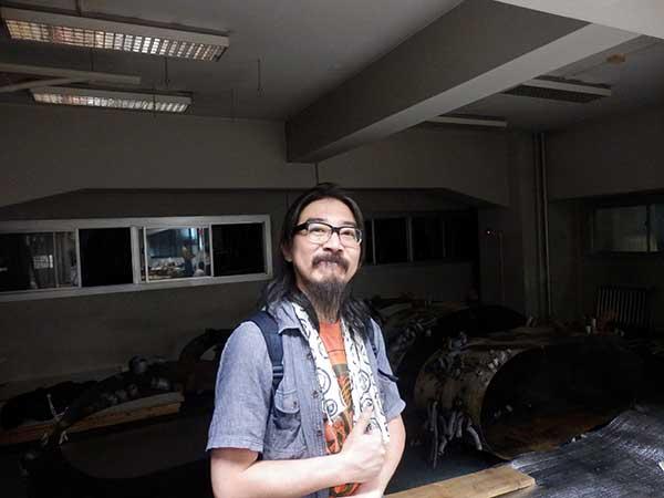 Go Shibata in Tokyo 2015
