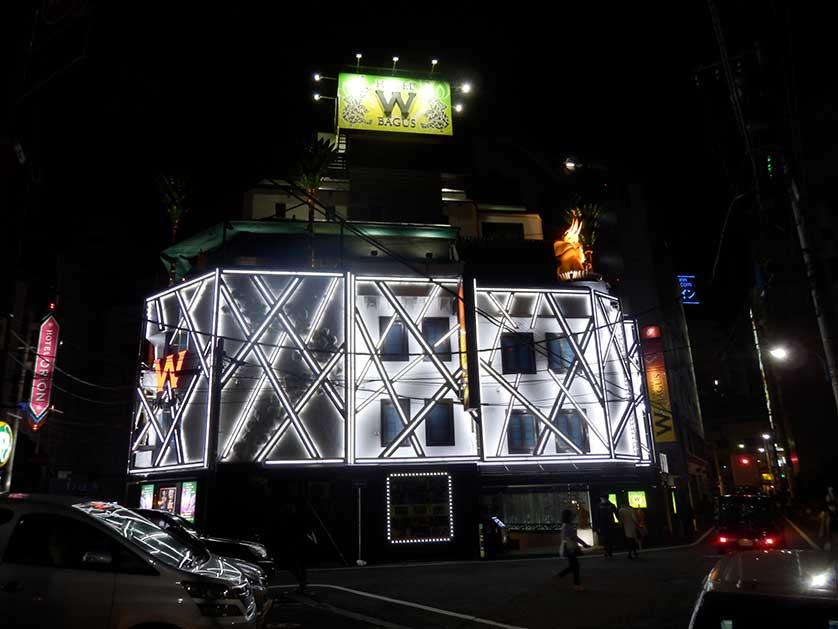 Love Hotel in Kabukicho, Shinjuku, Tokyo.